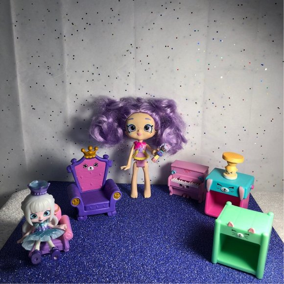 Shopkins Shoppies Doll w/ Accessories